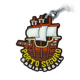 Porto Seguro Caravela - Chaveiro
