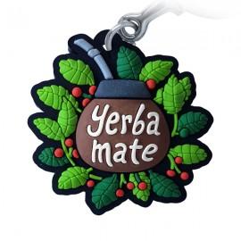 Yerba Mate  - Chaveiro Emborrachado