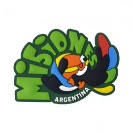Argentina Missiones - Imã de Geladeira