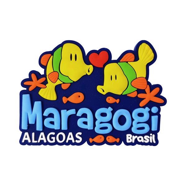 Maragogi Peixes - Imã de Geladeira