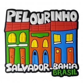 Salvador Pelourinho 2 - Imã de Geladeira