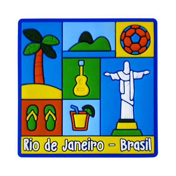 Rio de Janeiro 3 - Ima de Geladeira
