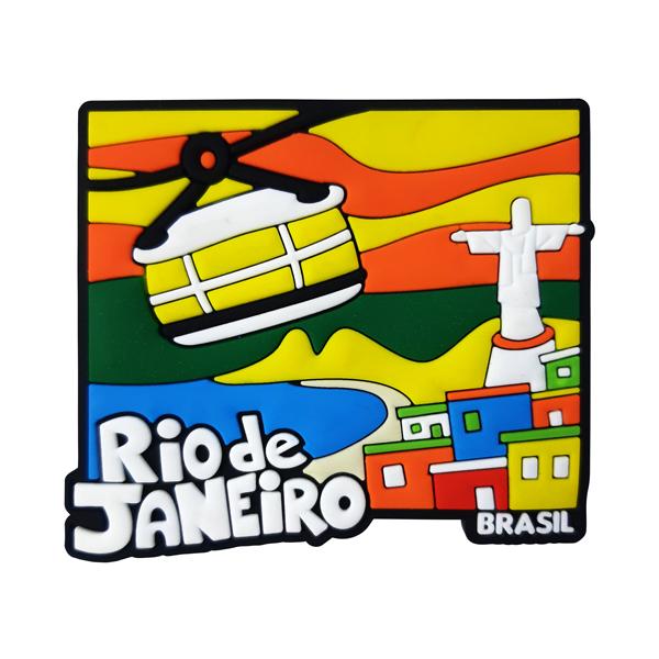 Rio de Janeiro 4 - Ima de Geladeira