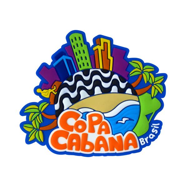 Rio Copacabana - Ima de Geladeira