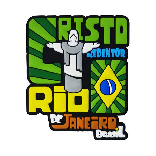 Rio de Janeiro 5 - Ima de Geladeira