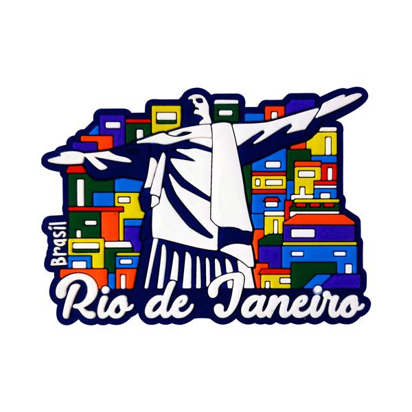 Rio de Janeiro 2 - Ima de Geladeira