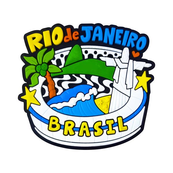 Rio de Janeiro 1 - Ima de Geladeira