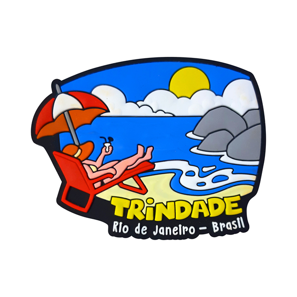Trindade Praia - Ima de Geladeira