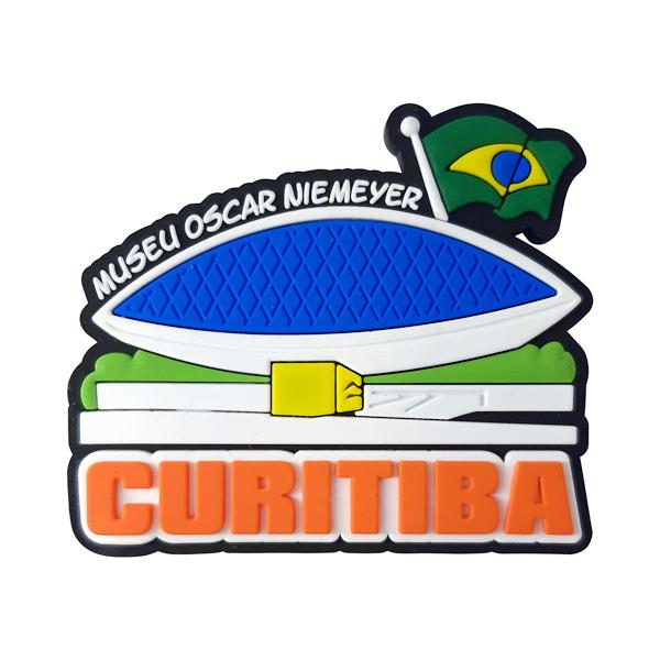 Curitiba Oscar Niemeyer 3 - Imãs de Geladeira