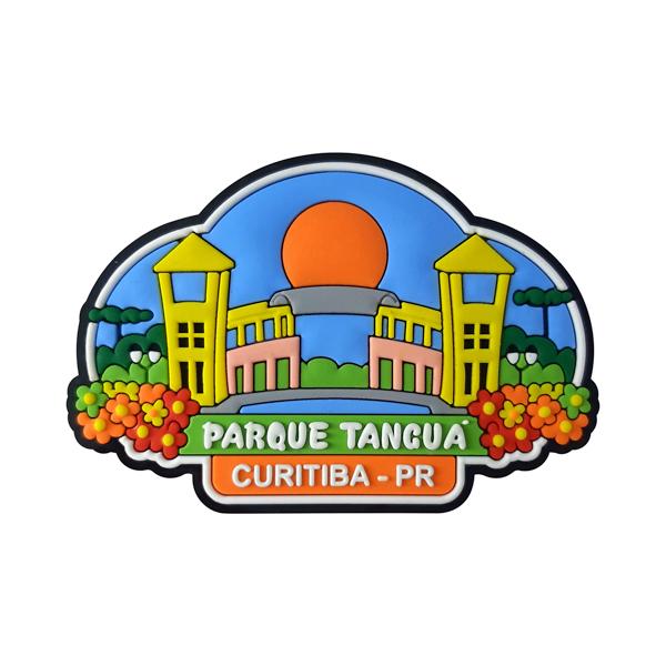 Curitiba Parque Tanguá - Imã de Geladeira