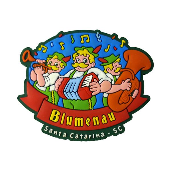 Blumenau Grupo Musical - Imã de Geladeira