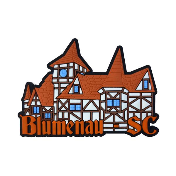 Blumenau Arquitetura Casas - Imã de Geladeira