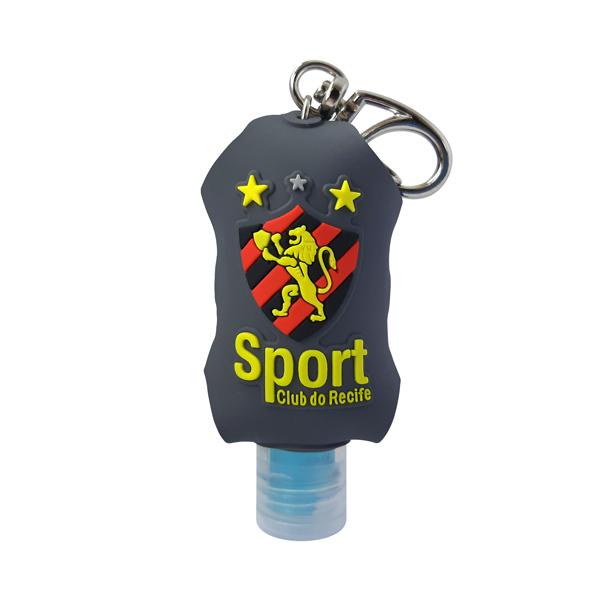 Clube Sport 1 - Chv. Álcool Em Gel 70 (OFICIAL)