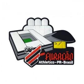 Athletico Paranaense 2 - Ímã de Geladeira (OFICIAL)