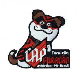 Athletico PR Fura-cão - Ímã de Geladeira (OFICIAL)