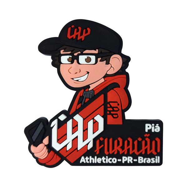 Athletico PR Piá - Ímã de Geladeira (OFICIAL)