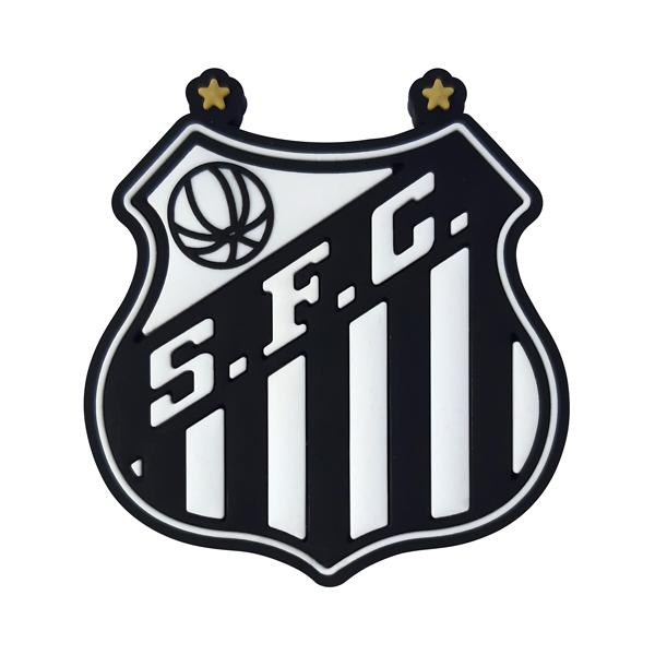 Santos 2 - Imã de Geladeira (OFICIAL)