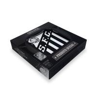 KIT Santos Futebol Clube - Porta-Copo (OFICIAL)