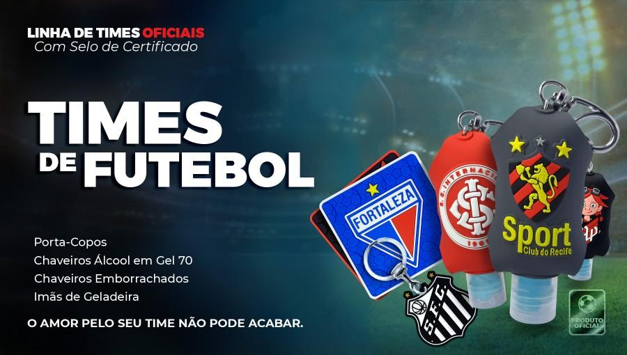 Souvenirs de Times de Futebol