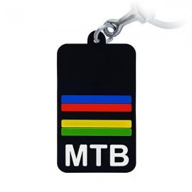 MTB bike  - Chaveiro Emborrachado