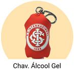 Chaveiro Alcool em Gel 70